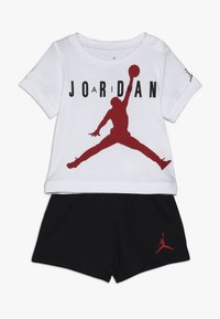 Jordan - JUMPMAN AIR SHORT SET - Urheilushortsit - black - 0