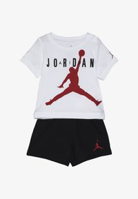 Jordan - JUMPMAN AIR SHORT SET - Urheilushortsit - black