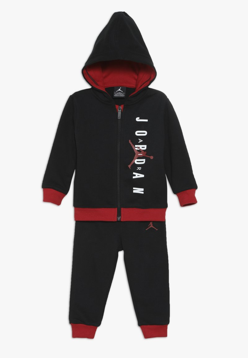 Jordan - JUMPMAN PANT SET - Survêtement - black
