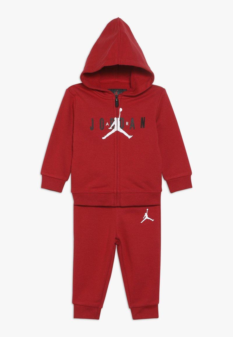 Jordan - JUMPMAN AIR SET - Tuta - gym red
