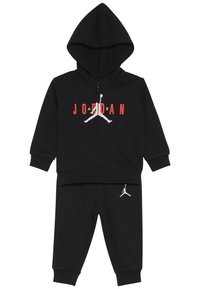 Jordan - JUMPMAN AIR SET - Survêtement - black - 0