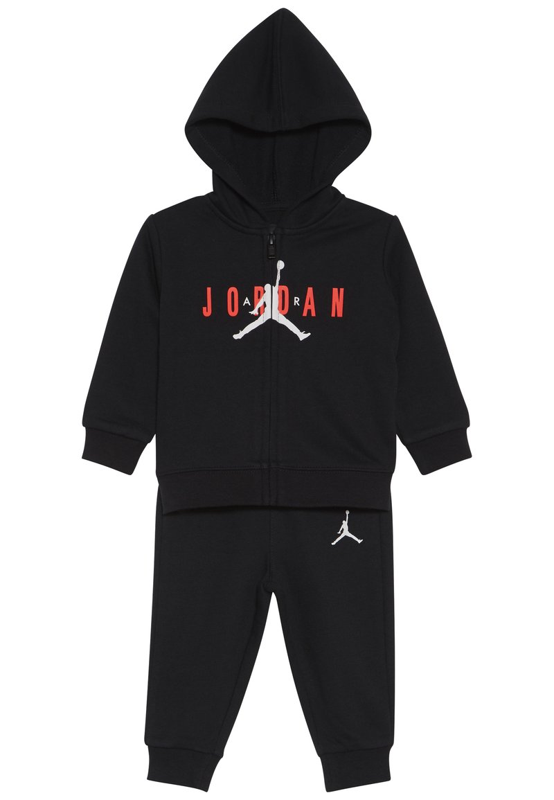 Jordan - JUMPMAN AIR SET - Tepláková souprava - black