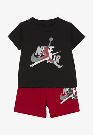 JUMPMAN CLASSIC TEE SET - Shorts - gym red