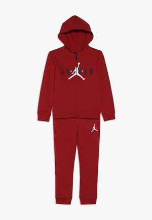 JUMPMAN AIR SET - Survêtement - gym red