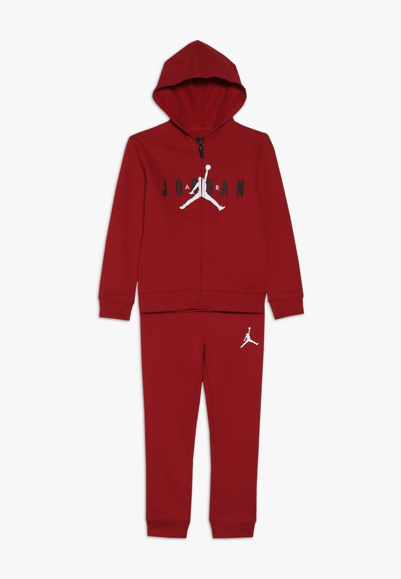 Jordan - JUMPMAN AIR SET - Tracksuit - gym red