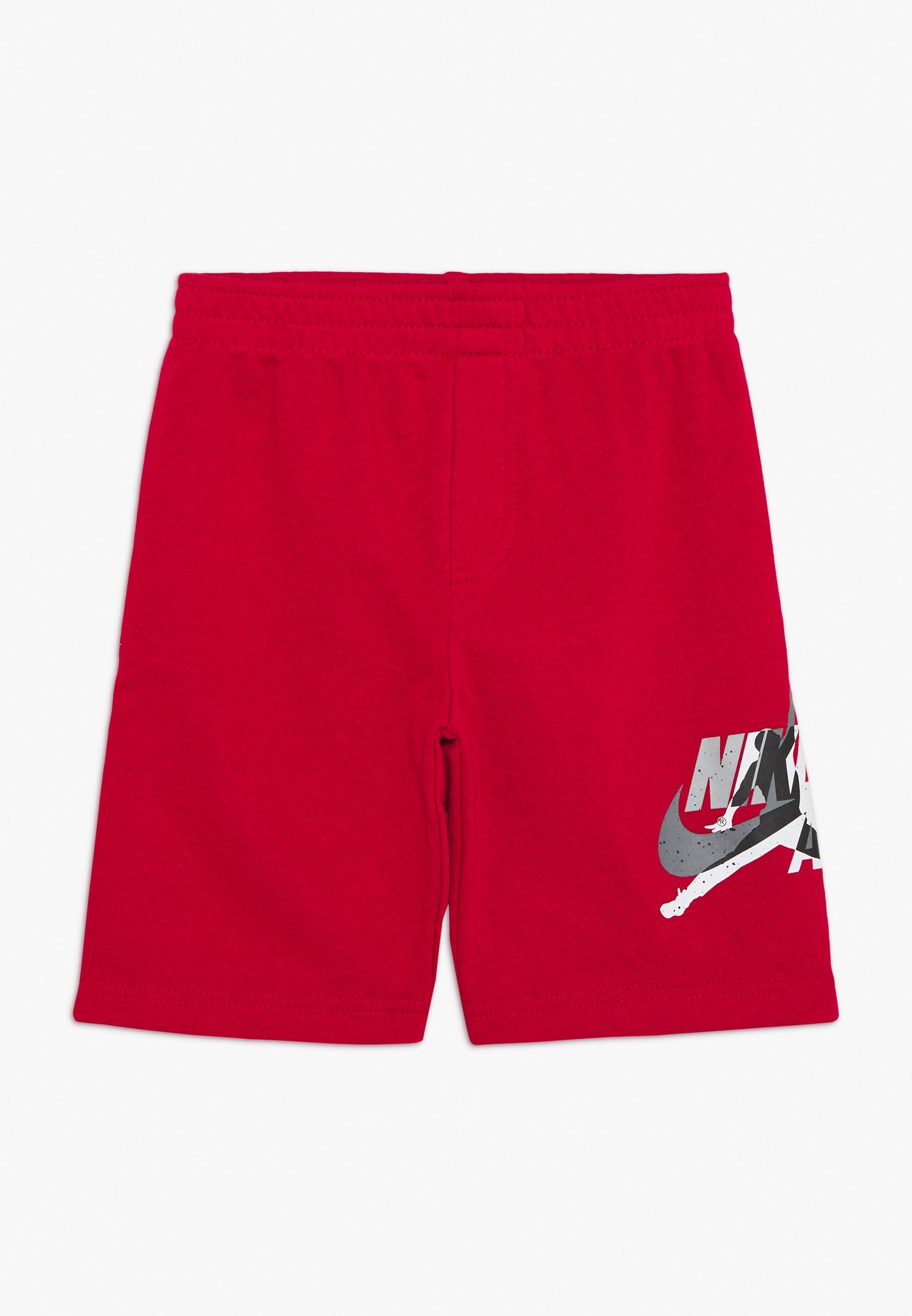 JUMPMAN CLASSIC TEE SHORT SET Short de sport gym red
