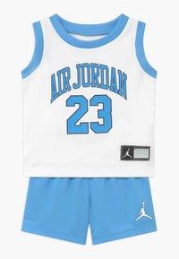 Jordan - MUSCLE SET - Sportovní kraťasy - university blue - 0