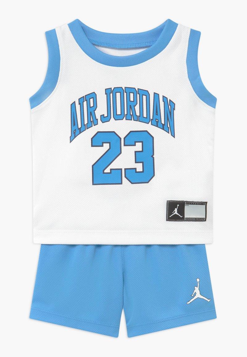 Jordan - MUSCLE SET - Sportovní kraťasy - university blue