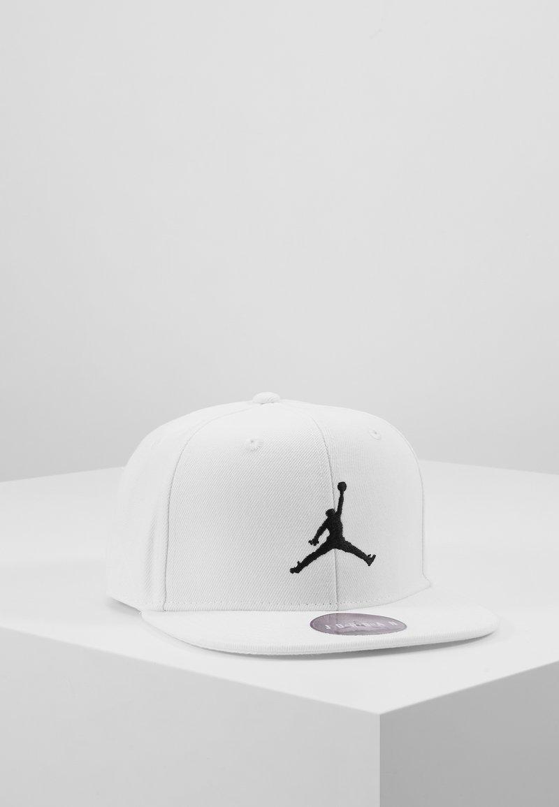 Jordan - JUMPMAN SNAPBACK - Cap - white/black