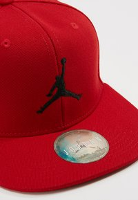 Jordan - JUMPMAN SNAPBACK - Lippalakki - gym red - 2
