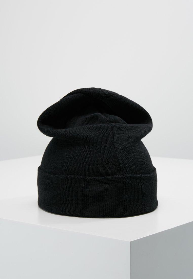 Jordan - CUFFED BEANIE - Čepice - black