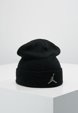 CUFFED BEANIE - Berretto - black