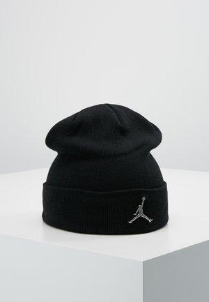 CUFFED BEANIE - Bonnet - black