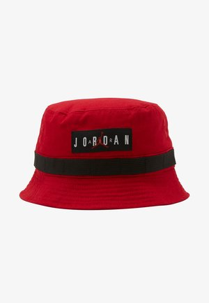 UTILITY BUCKET HAT - Cappello - gym red