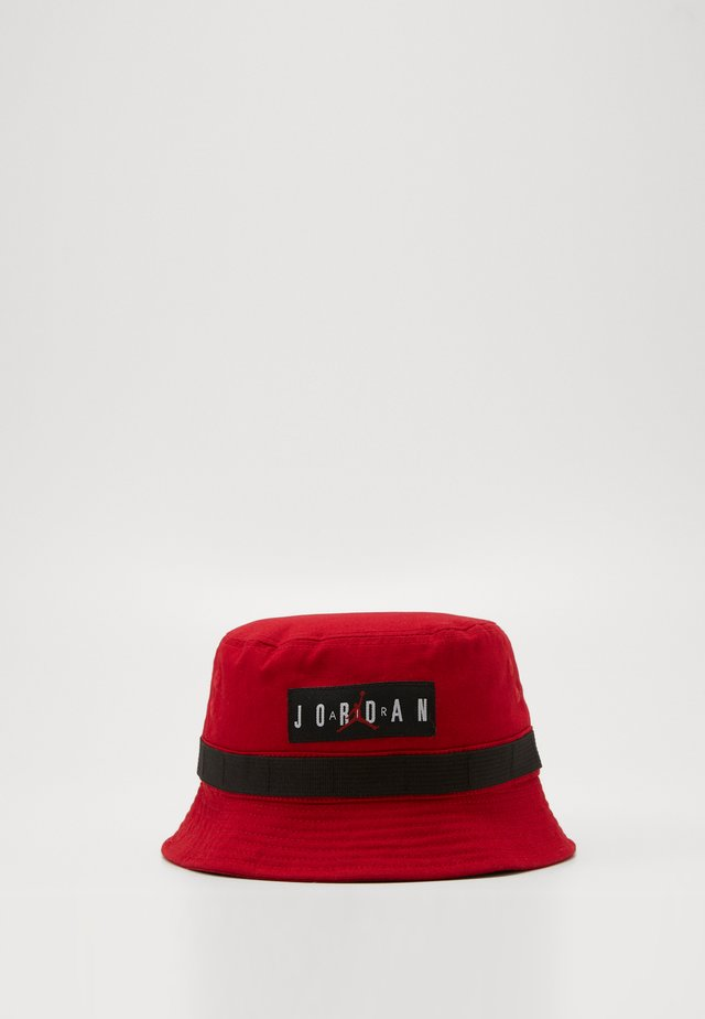 UTILITY BUCKET HAT - Hut - gym red