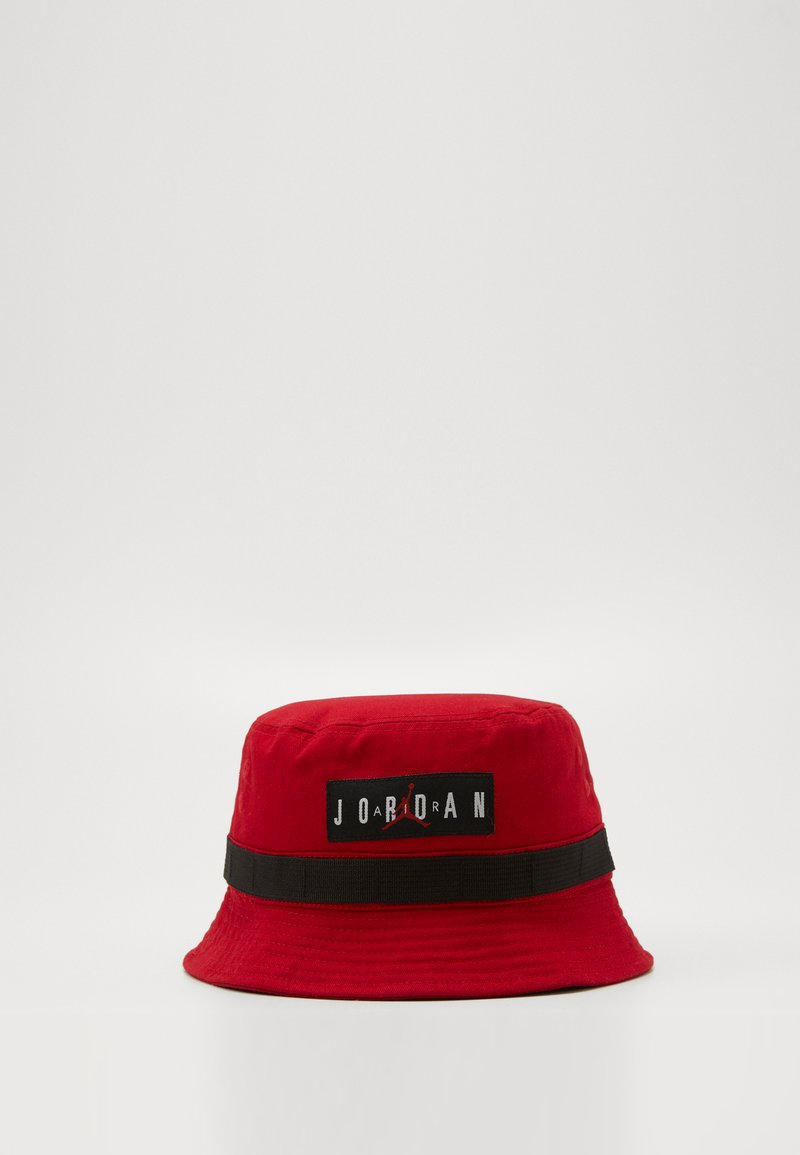Jordan - UTILITY BUCKET HAT - Cappello - gym red