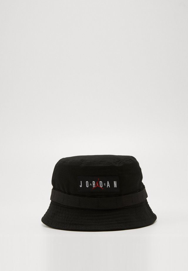 UTILITY BUCKET HAT - Kapelusz - black