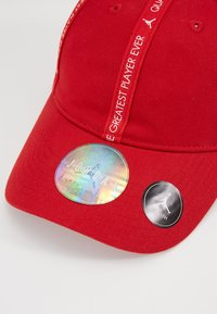Jordan - REVERSAL - Cap - gym red - 2