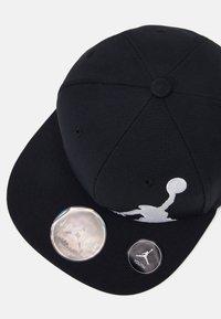 Jordan - CROPPED UNISEX - Cap - black - 3