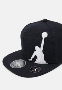 Jordan - CROPPED UNISEX - Cap - black - 4