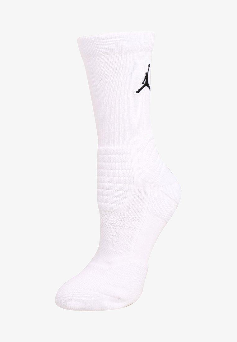 Jordan - ULTIMATE FLIGHT 2.0 CREW - Sportovní ponožky - white/black