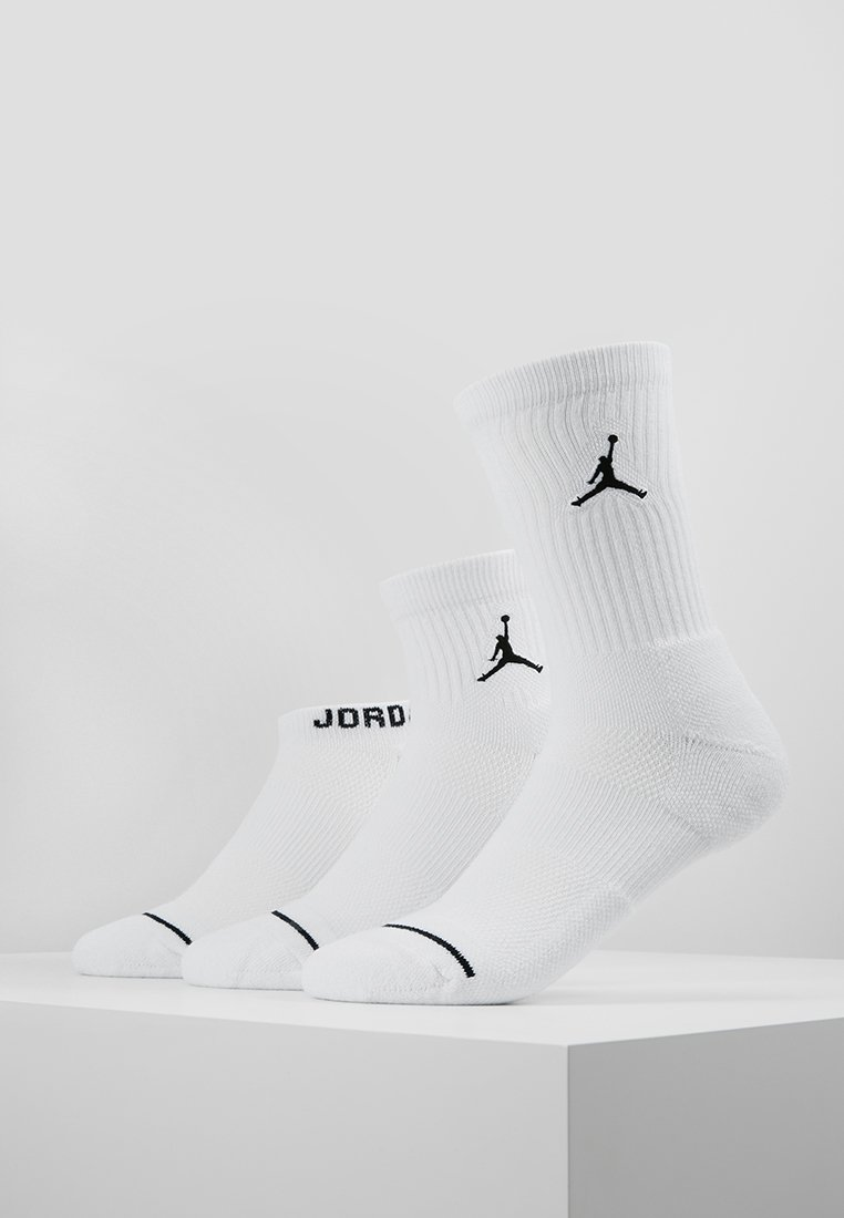 Jordan - EVERYDAY MAX SET - Calcetines tobilleros - white