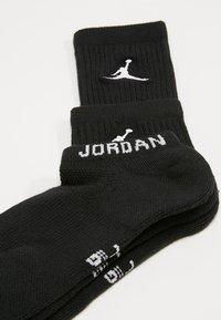 Jordan - EVERYDAY MAX SET - Stopki - black/black/black - 2