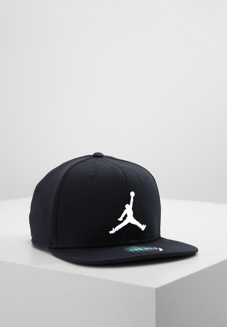 Jordan - JUMPMAN SNAPBACK - Cap - black/white