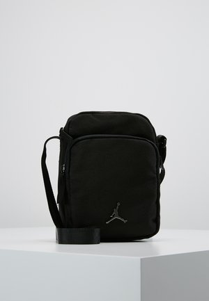 JAN AIRBORNE CROSSBODY - Axelremsväska - black