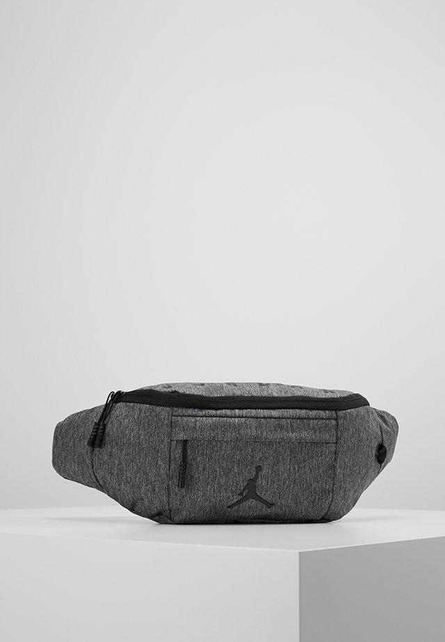 JAN AIR CROSSBODY - Bum bag - carbone heather