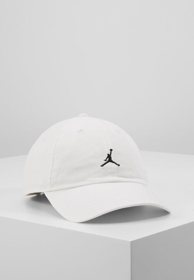 JUMPMAN FLOPPY - Cap - white/black