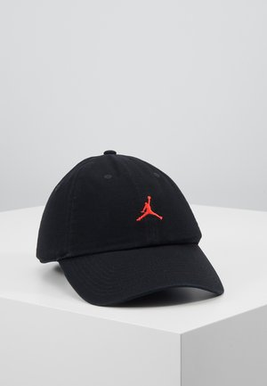 JUMPMAN FLOPPY - Casquette - black/infrared
