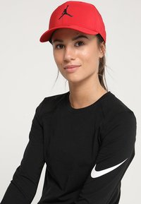 Jordan - SNAPBACK - Gorra - gym red/black - 4