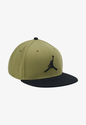 JORDAN PRO JUMPMAN SNAPBACK - Casquette - thermal green/black