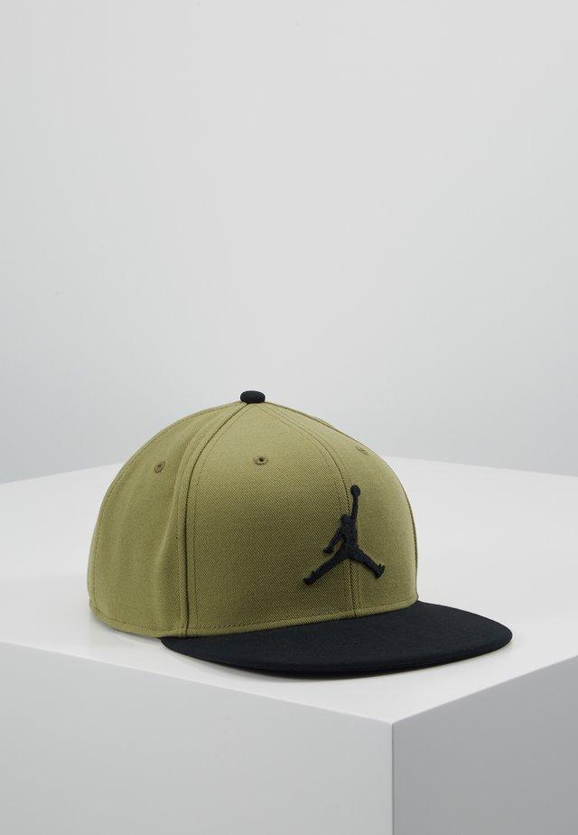 JORDAN PRO JUMPMAN SNAPBACK - Casquette - thermal green/black