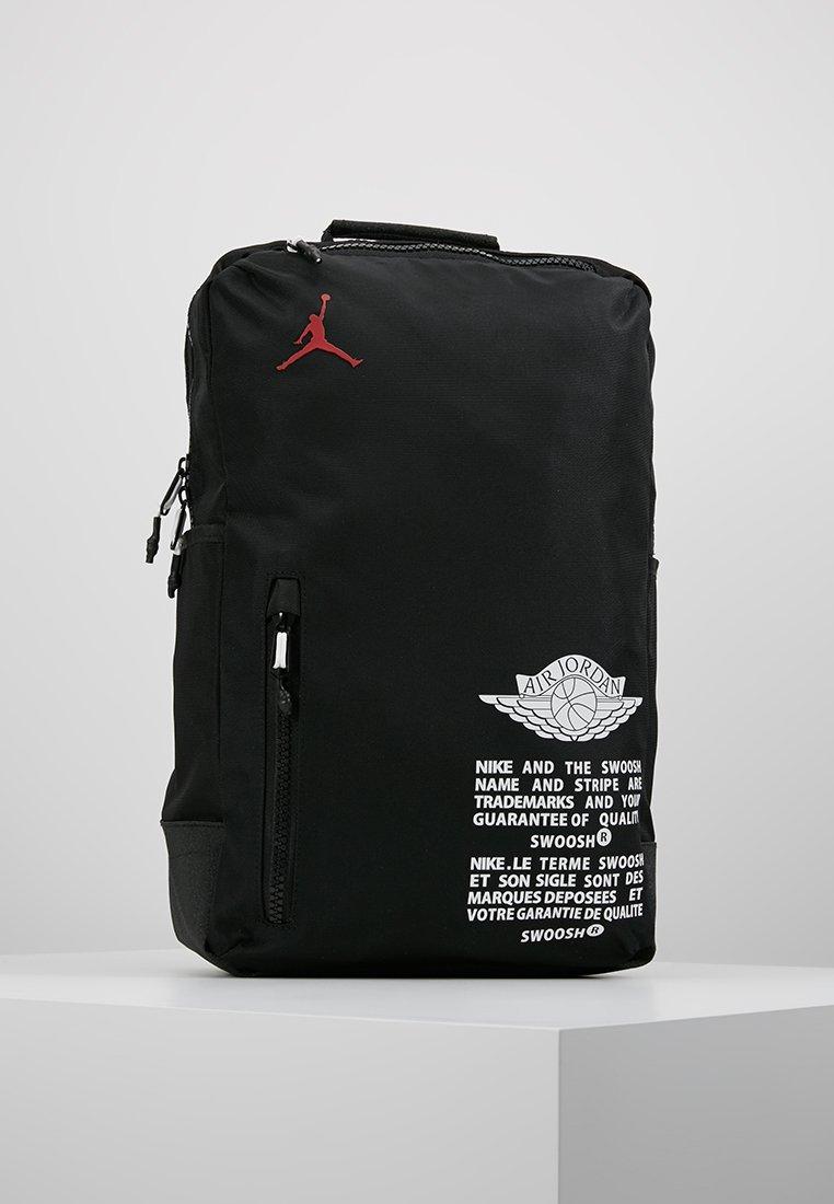 Jordan - LABELS PACK - Rugzak - black