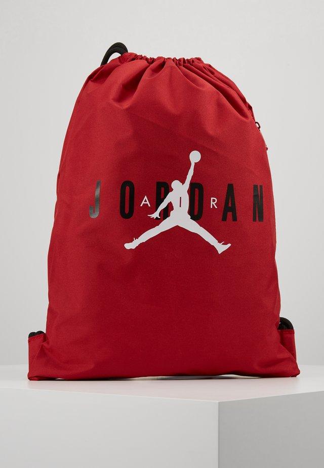 GYM SACK - Drawstring sports bag - gym red