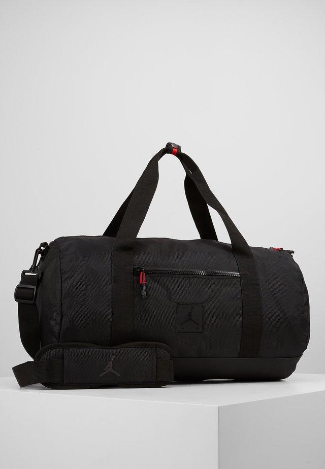 DUFFLE - Sports bag - black