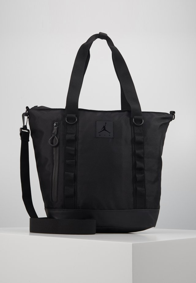 WEATHERIZED TOTE - Torba sportowa - black