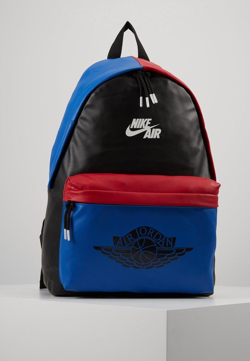 Jordan - AJ PACK - Zaino - gym red/black