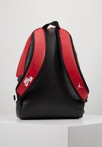Jordan - AJ PACK - Sac à dos - black/gym red - 3