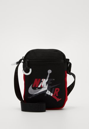 JUMPMAN CLASSICSFESTIVAL BAG - Across body bag - black/gym red