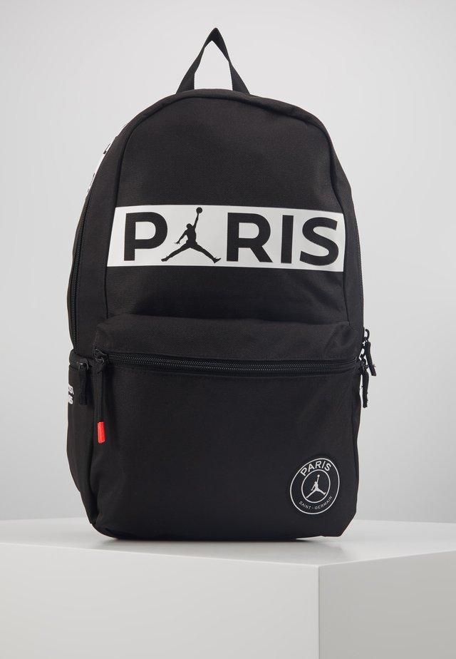 PARIS DAYPACK - Rucksack - black
