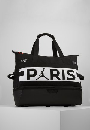 FOOTBALL DUFFLE - Sports bag - black