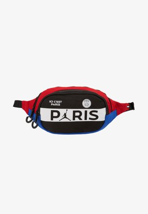 JORDAN X PSG PARIS CROSSBODY - Sac banane - game royal/uni red