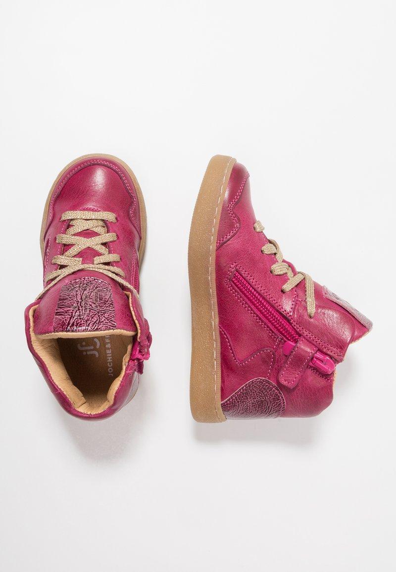 Jochie & Freaks - Vysoké tenisky - pink