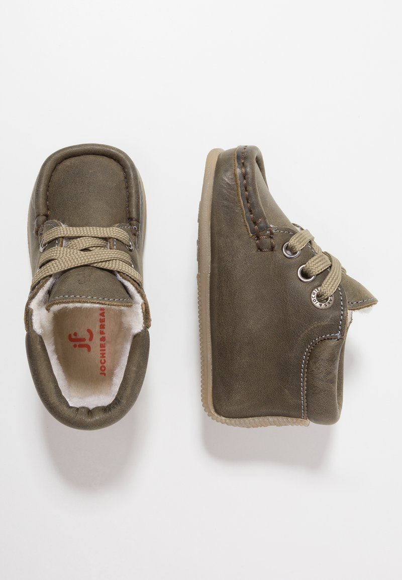 Jochie & Freaks - Baby shoes - army