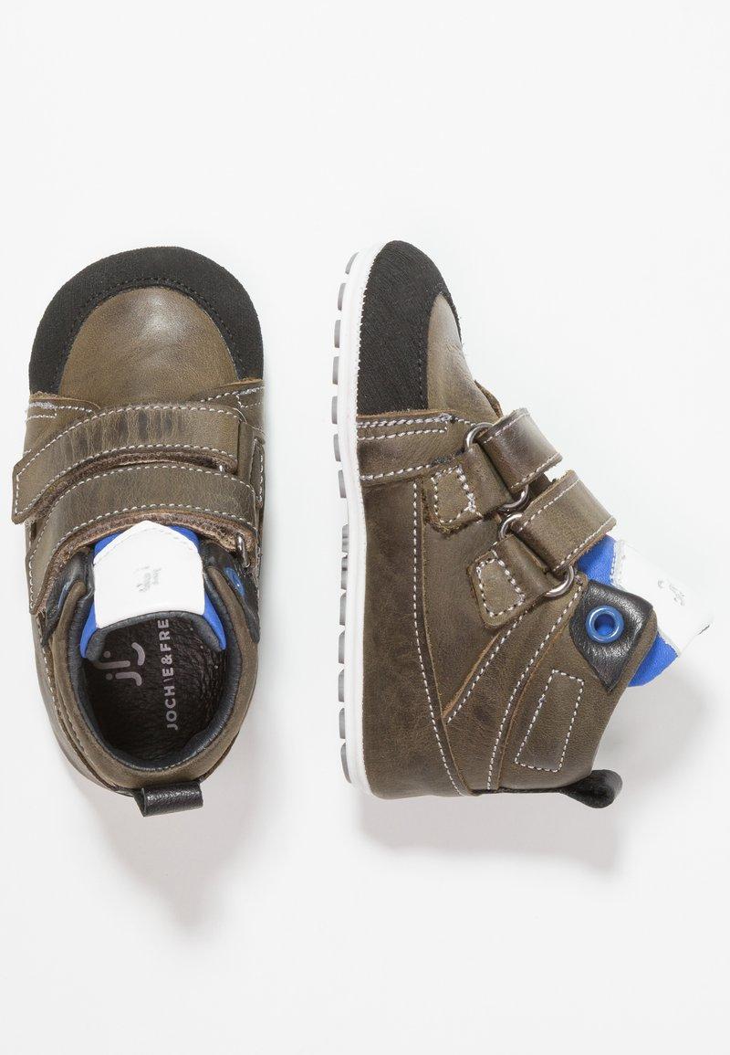 Jochie & Freaks - Zapatos de bebé - army