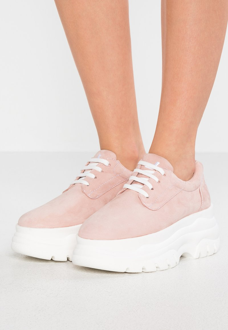 Joshua Sanders - SPICE UP - Sneakers - spice pink