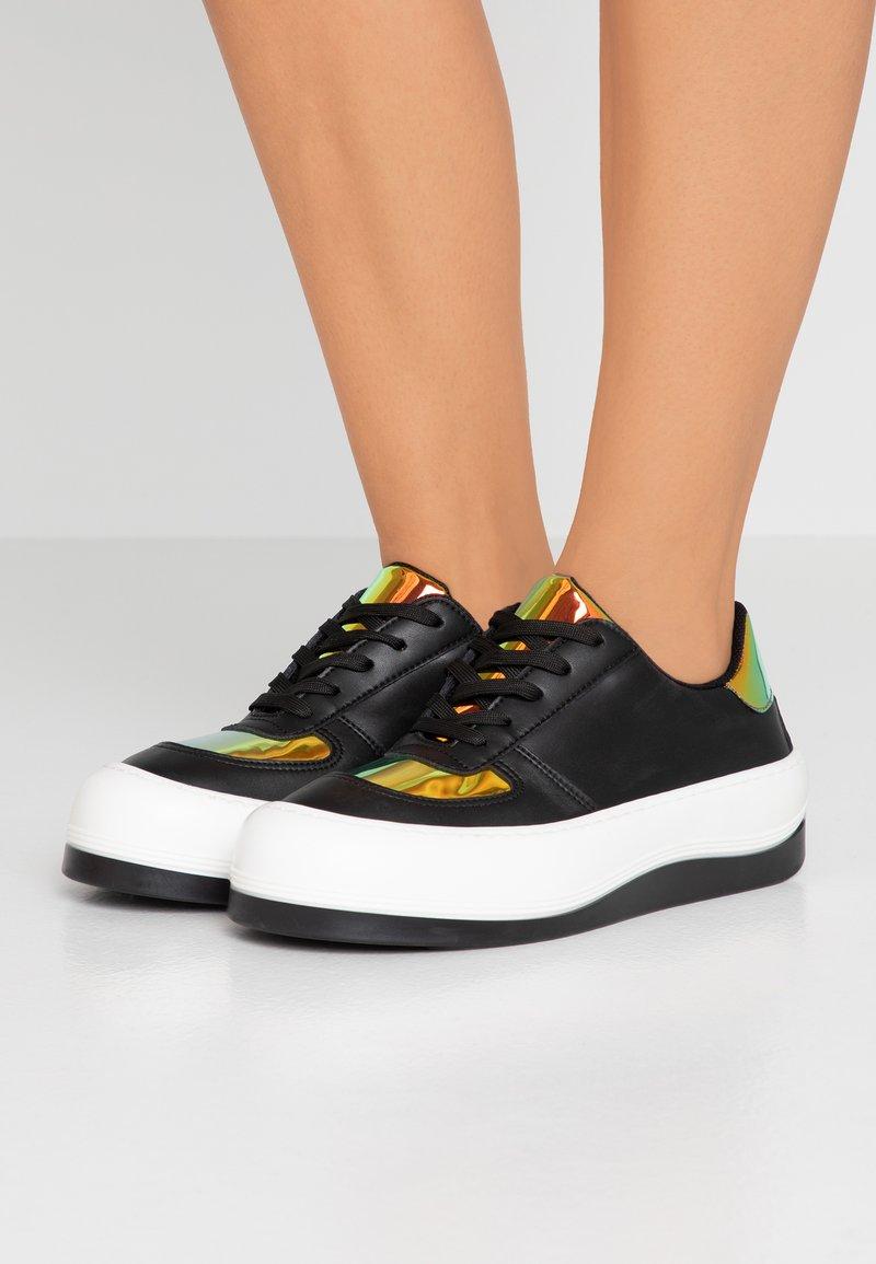 Joshua Sanders - BUBBLE DONNA LIGHT MAGICAL - Sneaker low - black